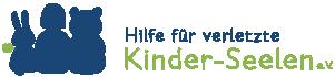 Verletzten Kinderseelen helfen Logo